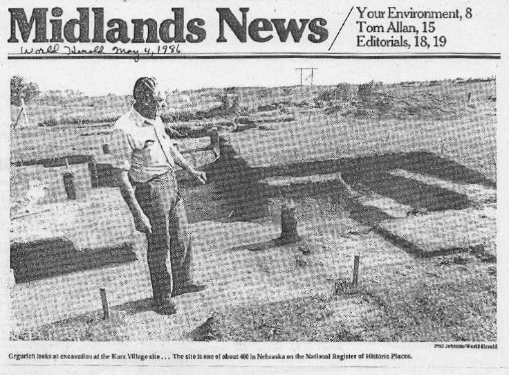 Midland News Kurz Villagea