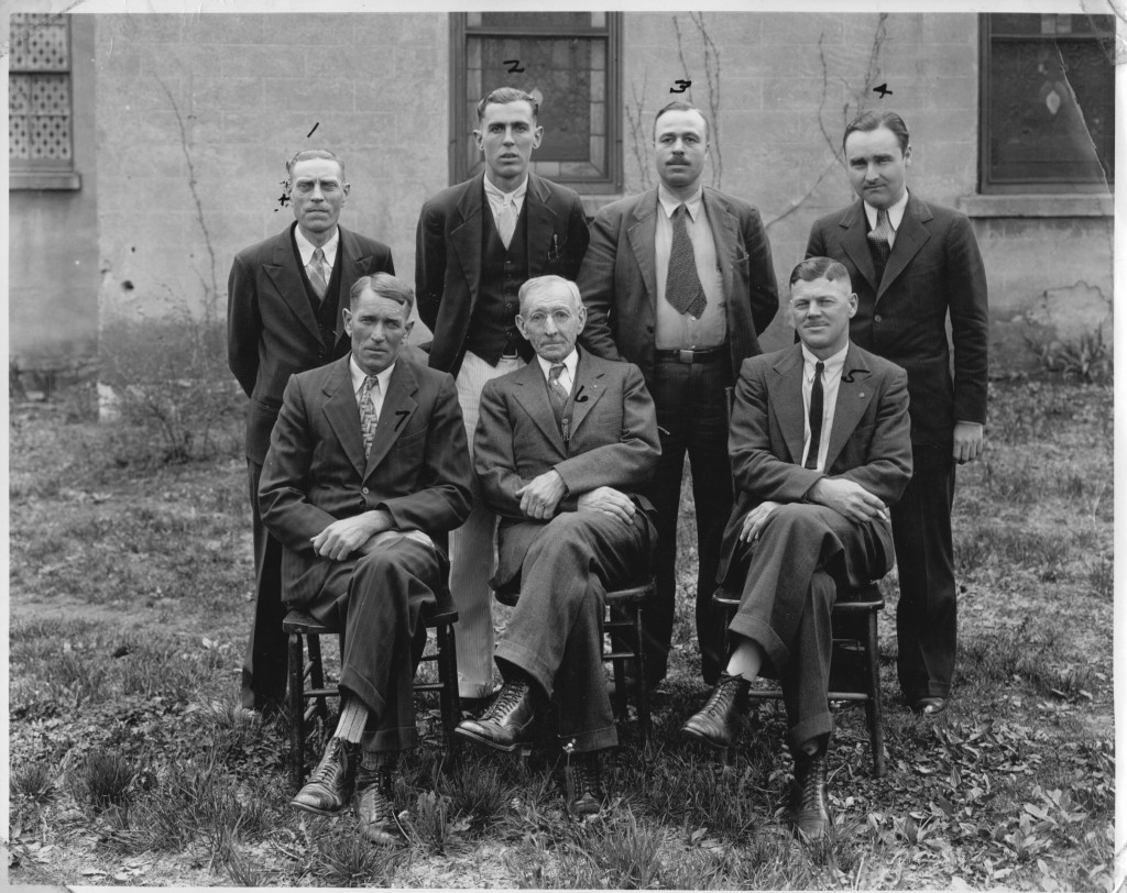 The Founders of the Sarpy County Historical Society