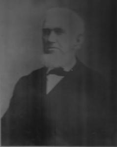 Reverend Hamilton