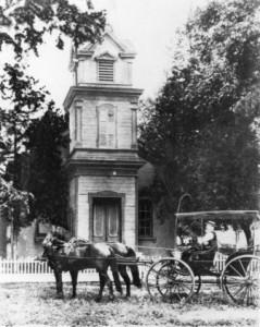 The Old First Presbyterian Church