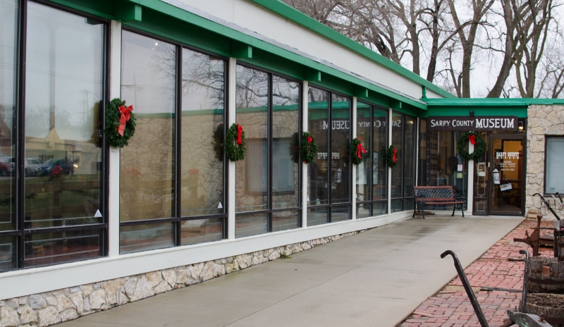 Christmas Open House @ Sarpy County Museum | San Francisco | California | United States