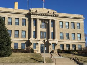 Third Sarpy County Courthouse
