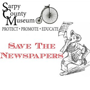 Save the Newspapers Logo
