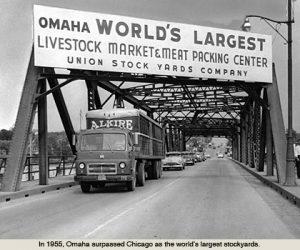 Sunday Series - History of the Stockyards @ Sarpy County Museum | Bellevue | Nebraska | United States