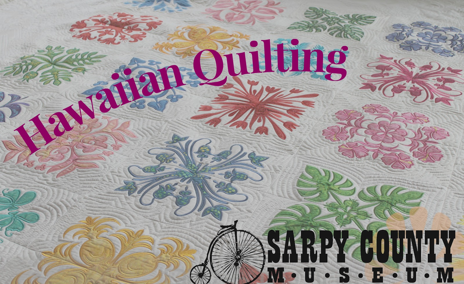 quilting by thanks your custom carole gorgeous me for piece hawaiian natalia n letting quilt machine